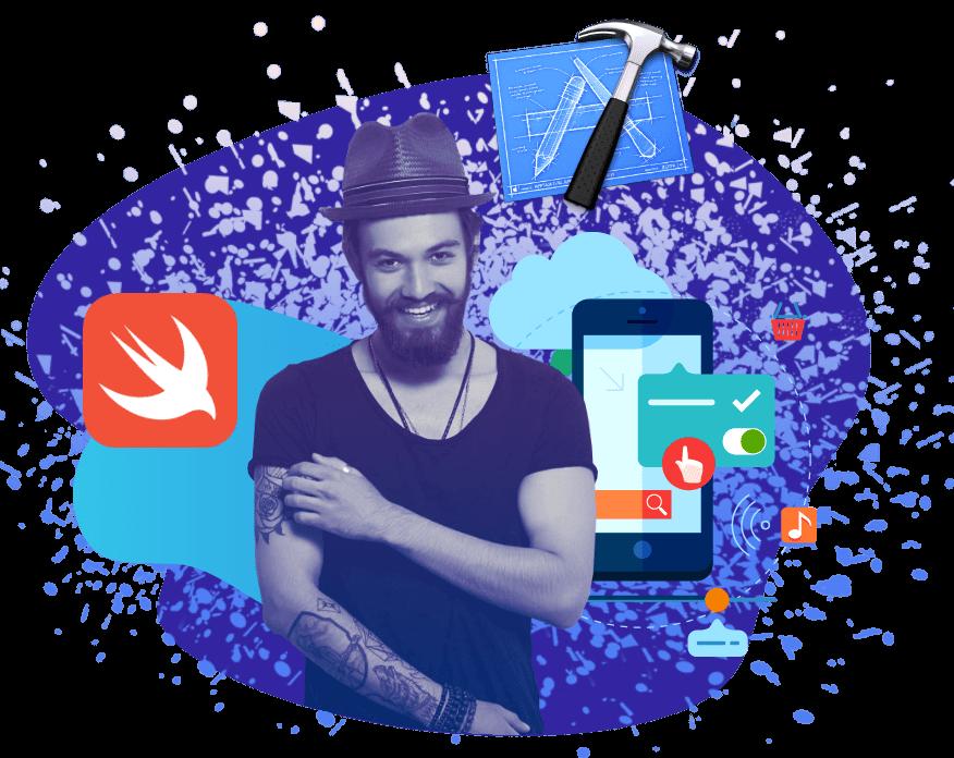 iOS разработчик (Swift)  обучение от школы Avenue