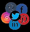 Курс включает в себя: Social media