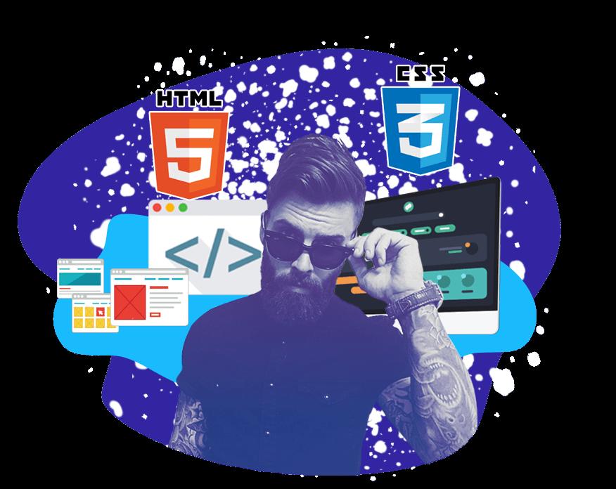 Старт ближайших курсов в Москве HTML+CSS<br> Вёрстка сайтов  27 октября