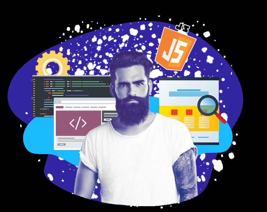 Javascript <br> Front-end разработка  обучение от школы Avenue