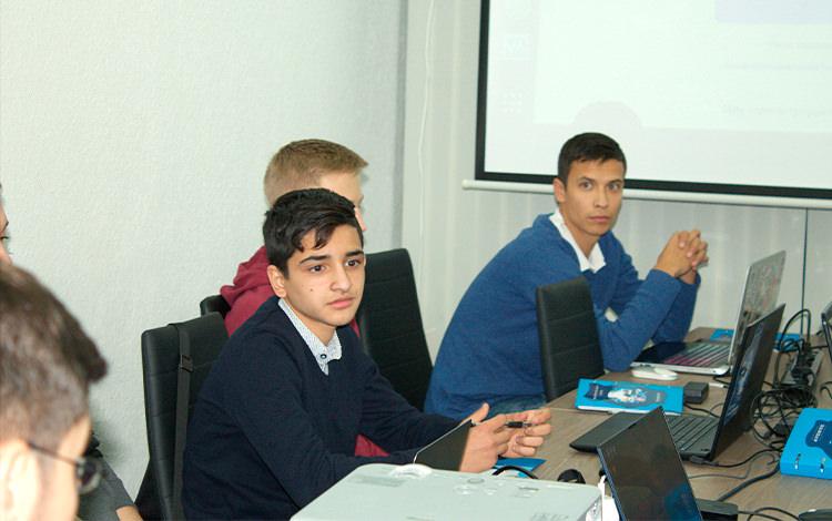 Наши выпускники в Нижнем-Новгороде