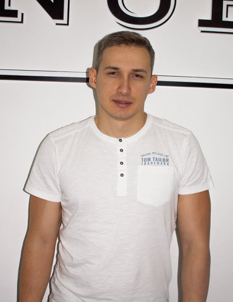 Чесноков Александр Middle Front-End разработчик. Опыт работы 3+ лет